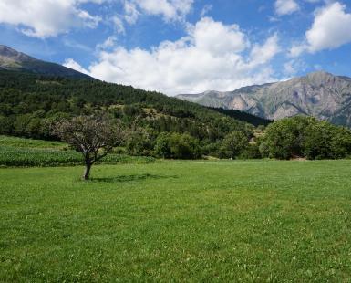 Ride Chateauroux les Alpes / Bordure des Ecrins